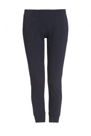 Трикотажные брюки 164859 Kangra Cashmere. Цвет: синий