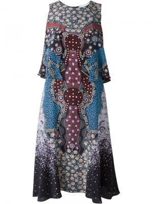 Платье Spectra Mary Katrantzou. Цвет: чёрный