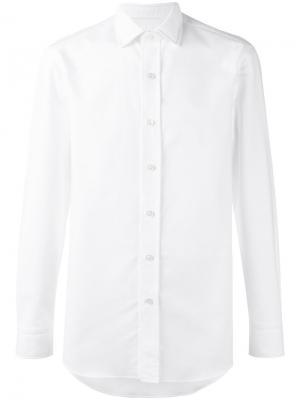 Рубашка Openox Salvatore Piccolo. Цвет: белый