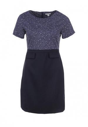 Платье Kling. Цвет: синий