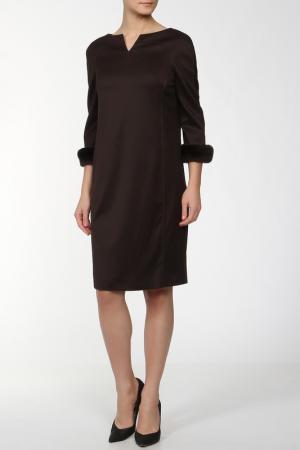 Платье M.Reason. Цвет: коричневый