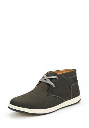 Ботинки Reflex. Цвет: серый