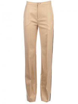 Широкие брюки Bouchra Jarrar. Цвет: none
