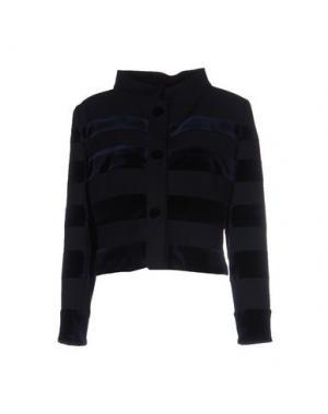 Пиджак CAILAN'D. Цвет: темно-синий