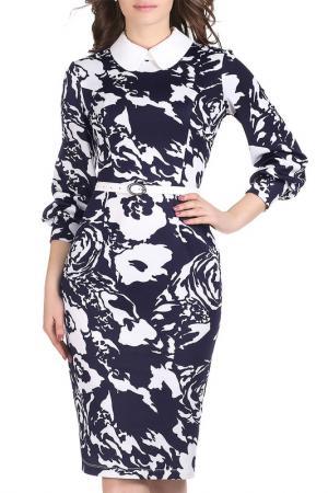 Платье Grey Cat. Цвет: белый