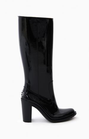Сапоги резиновые Черные Boomboots