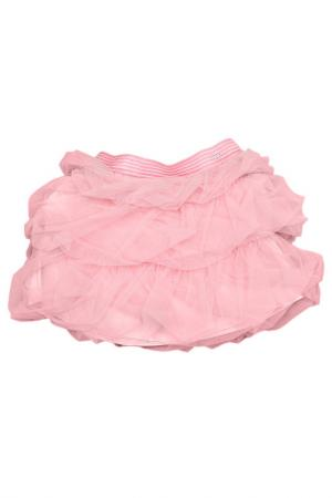 Юбка Pinco Pallino. Цвет: розовый