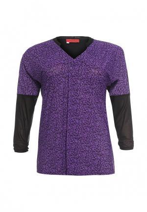 Блуза O`Queen. Цвет: фиолетовый