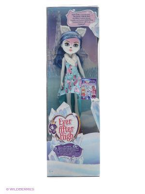 Коллекционная кукла Ever after High. Цвет: розовый, голубой, фиолетовый, красный