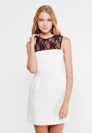Платье Tsurpal. Цвет: белый