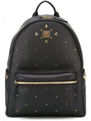 Средний рюкзак Stark Odeon MCM. Цвет: чёрный