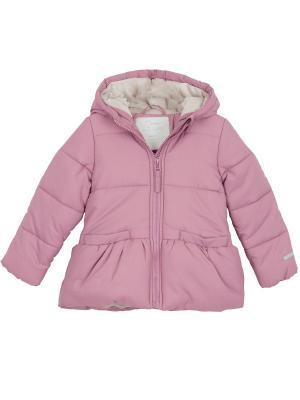 Куртка зимняя Endo. Цвет: сиреневый
