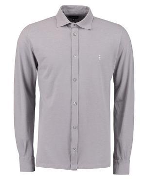 Рубашка Florentino. Цвет: серый