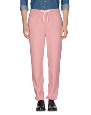 Повседневные брюки MAURO GRIFONI. Цвет: красный