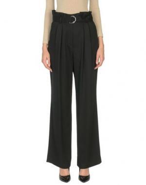 Повседневные брюки MAX & CO.. Цвет: черный