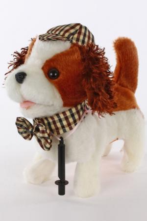 Щенок Трезор, интерактивный Fluffy Family. Цвет: мультицвет