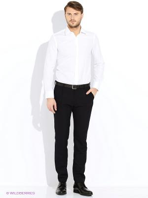 Рубашка Alfred Muller. Цвет: темно-фиолетовый