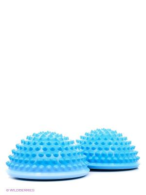 Массажер для ног, 2 шт. Easy Body. Цвет: голубой
