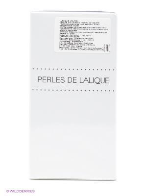 Парфюмерная вода PERLES DE LALIQUE, 50 мл LALIQUE. Цвет: прозрачный