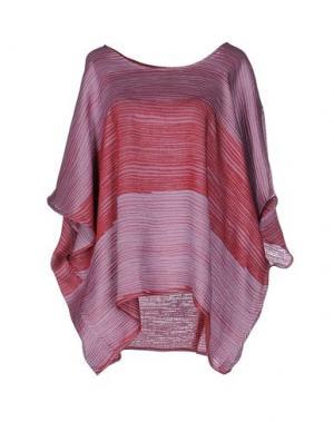 Блузка JIJIL. Цвет: пурпурный