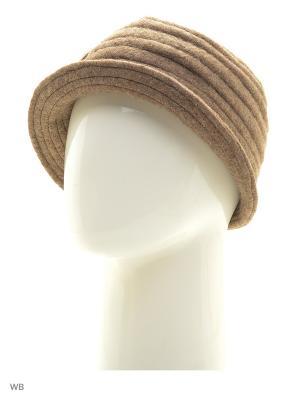 Шапки Marini Silvano.. Цвет: светло-коричневый
