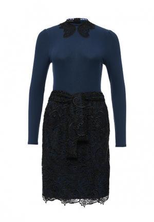 Платье Disash. Цвет: синий