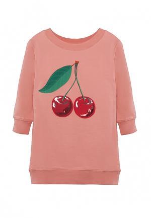 Платье Cava. Цвет: розовый