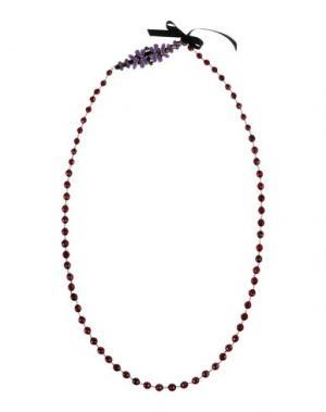 Ожерелье NUR. Цвет: фиолетовый