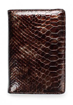 Кошелек Franchesco Mariscotti. Цвет: коричневый