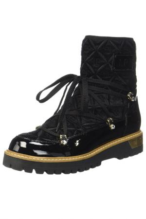 Ботинки Loretta Pettinari. Цвет: black