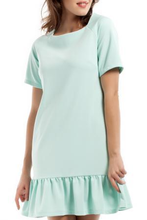 Платье BeWear. Цвет: mint