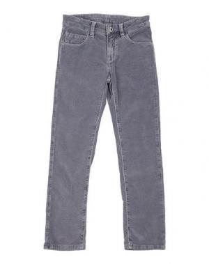 Повседневные брюки EDDIE PEN. Цвет: серый