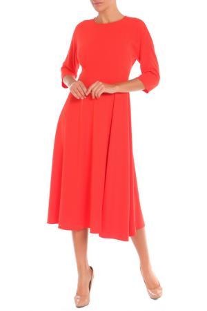 Платье Cyrille Gassiline. Цвет: красный
