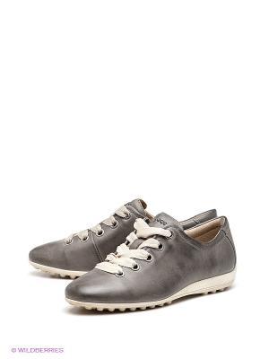 Ботинки ECCO FRILL. Цвет: серый