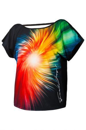 Блуза Feel JOY!. Цвет: мультицвет