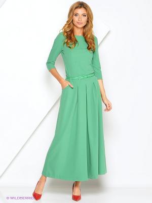 Платье Xarizmas. Цвет: зеленый
