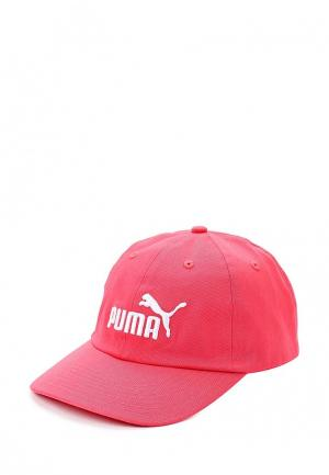 Бейсболка PUMA. Цвет: розовый