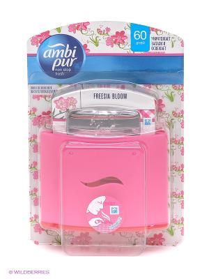 Освежитель воздуха Apple & Spice AMBI PUR. Цвет: розовый