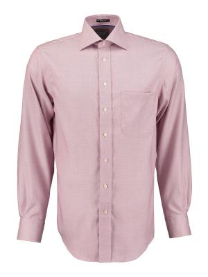 Рубашка Andrew. Цвет: розовый