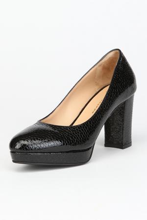 Туфли Paoletti. Цвет: черный