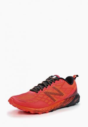 Кроссовки New Balance. Цвет: оранжевый