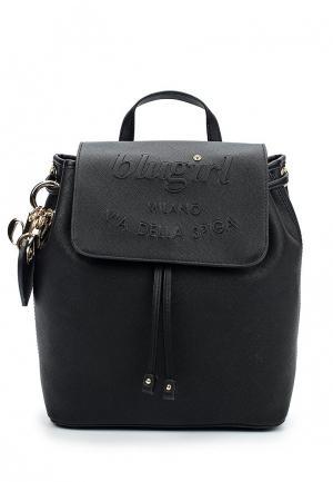 Рюкзак Blugirl. Цвет: черный