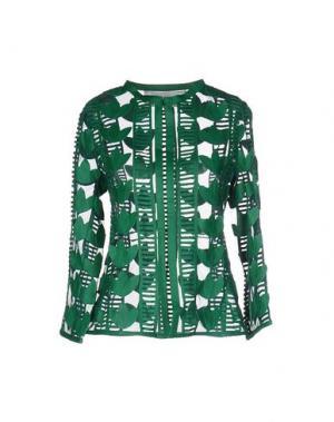 Пиджак CABAN ROMANTIC. Цвет: зеленый