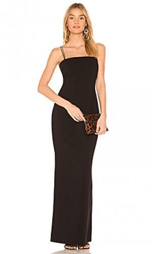 Вечернее платье maretta LIKELY. Цвет: черный