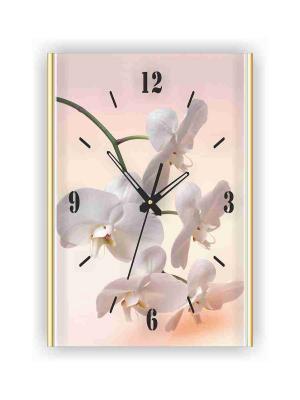 Часы настенные Михаилъ Москвинъ. Цвет: сиреневый, бежевый