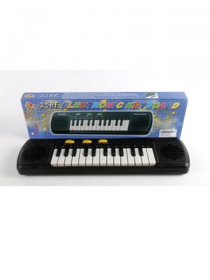 Игровой синтезатор Amico. Цвет: черный, желтый, белый