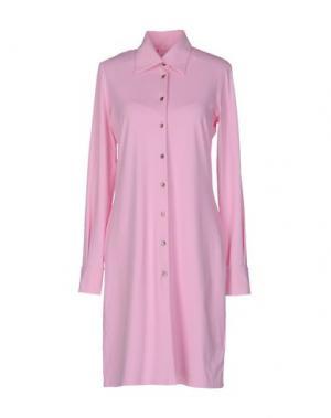 Короткое платье FISICO-CRISTINA FERRARI. Цвет: розовый