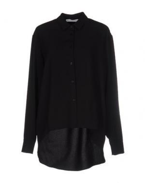 Pубашка VINTAGE 55. Цвет: черный