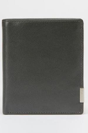 Бумажник Bodenschatz. Цвет: серый