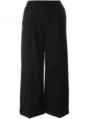 Широкие брюки Chalayan. Цвет: чёрный